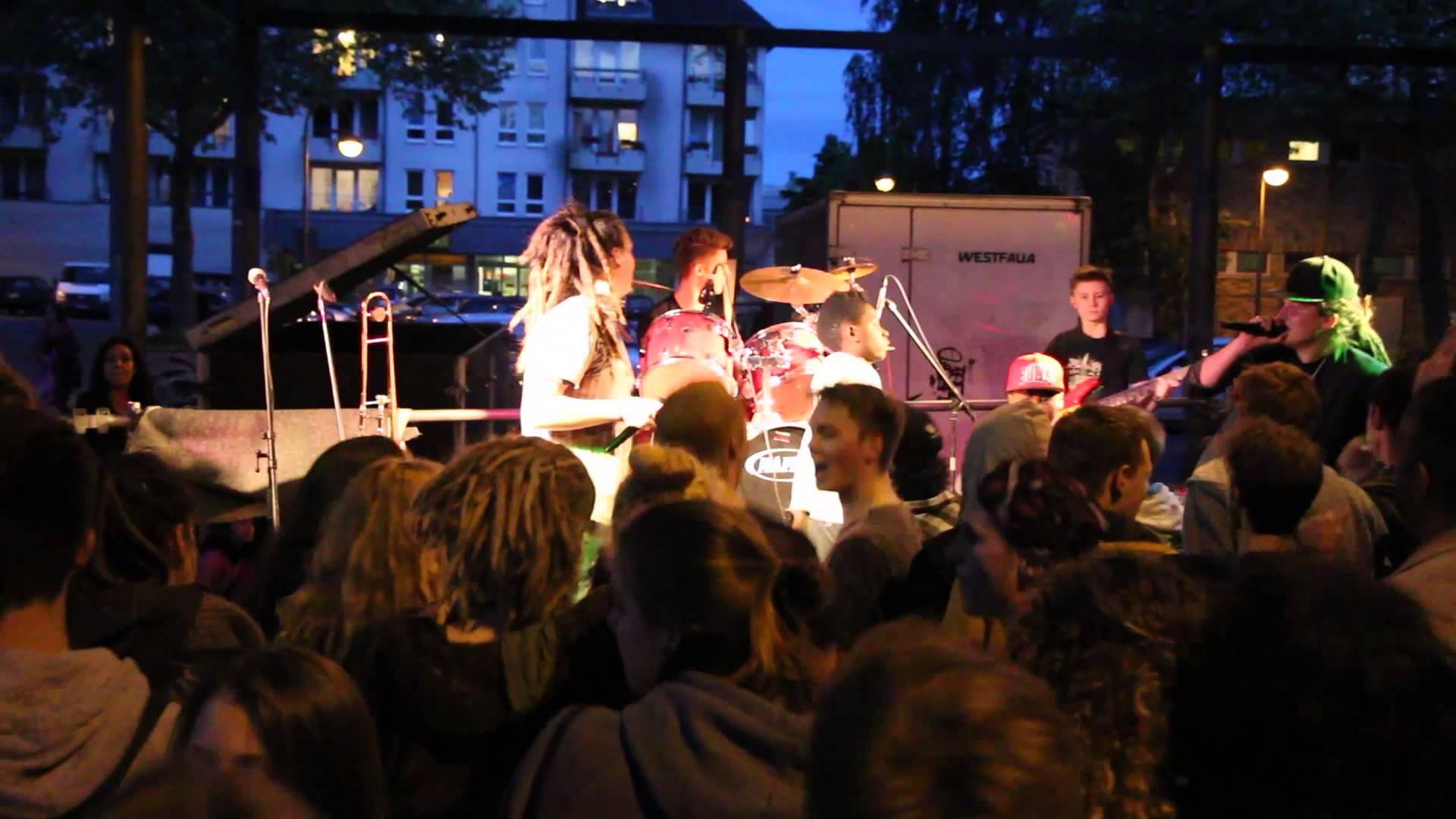 Memoria @ Mülheimer Reggae Night [6/7/2015]