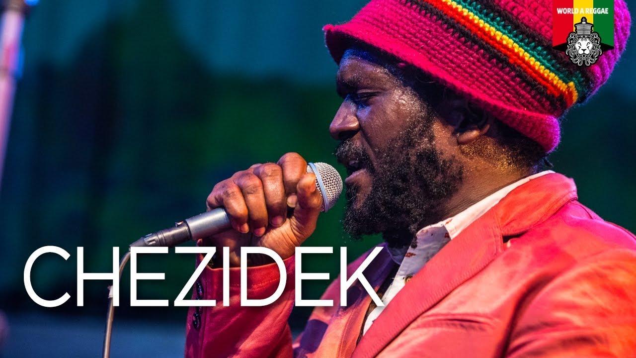 Chezidek in Rotterdam @ Podium Grounds [12/22/2017]