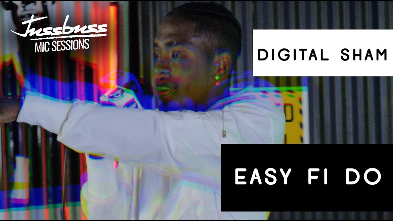 Digital Sham - Easy FI Do @ Jussbuss Mic Sessions [3/27/2020]