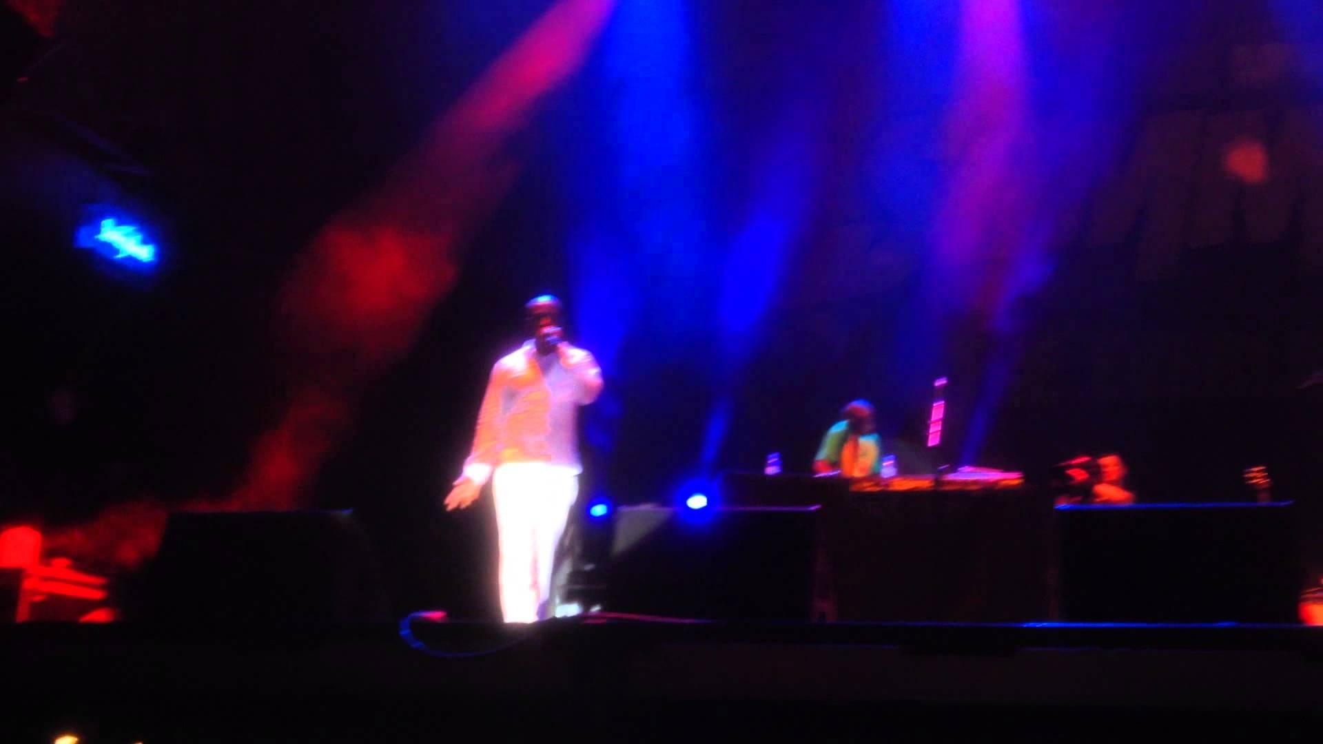 Wyclef Jeans Plays Dubplates @SummerJam 2015 [7/6/2015]