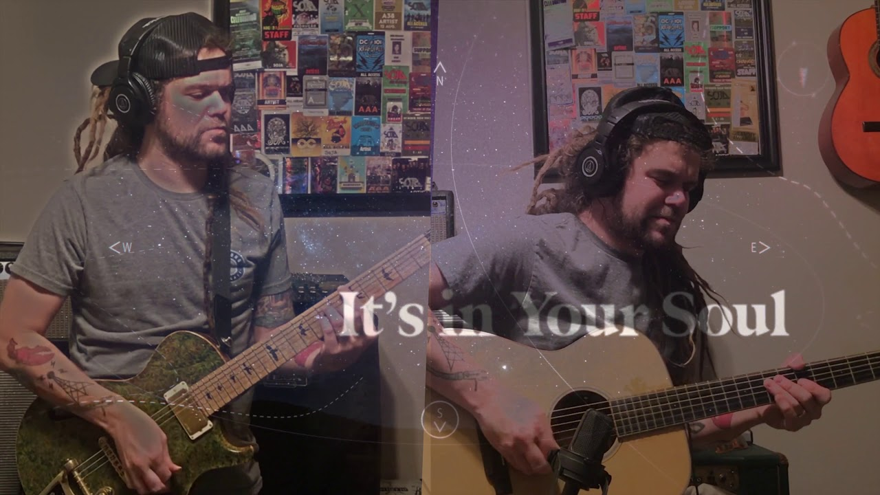 SOJA - Walk Away (Trevor Young Recording Guitar) [7/1/2020]
