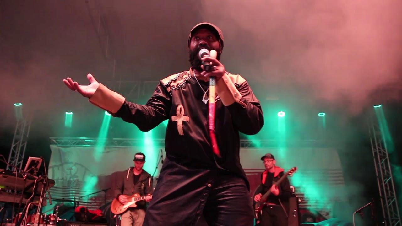 Warrior King - Ain' Givining Up @ Reggae Camp 2017 [7/26/2017]