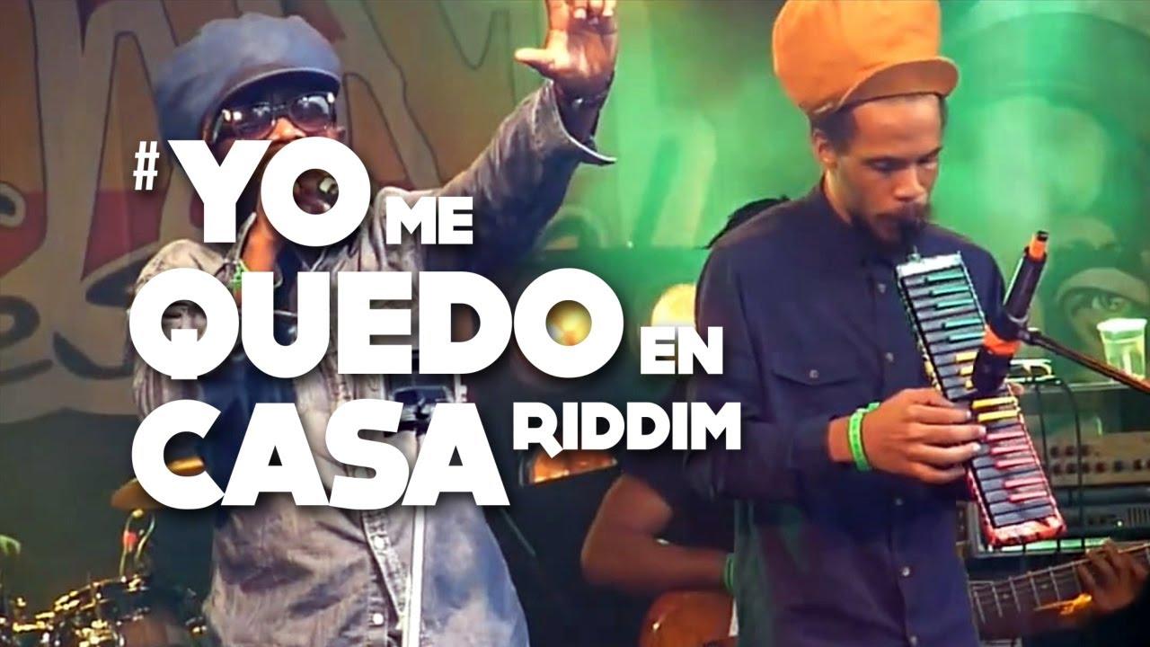 Jah Bami feat. Addis Pablo - #StayAtHomeRiddim [5/1/2020]
