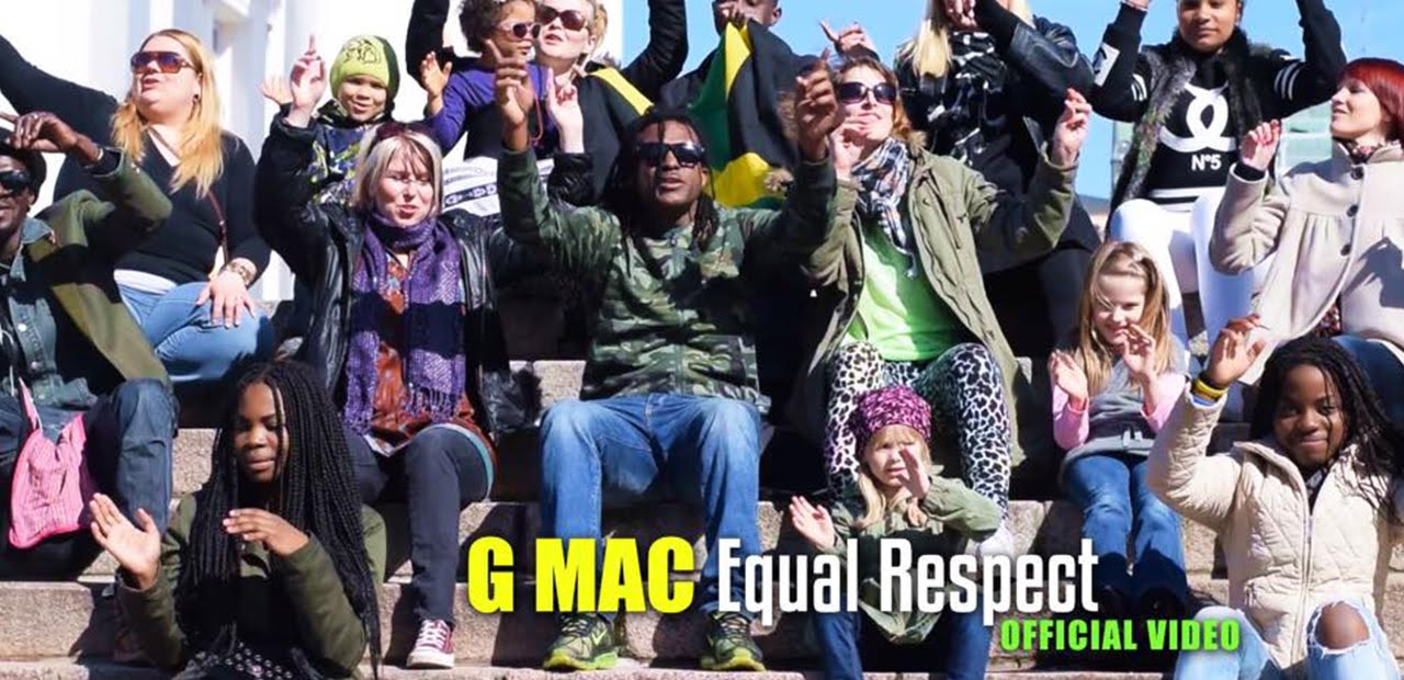 G-Mac - Equal Respect [7/6/2015]