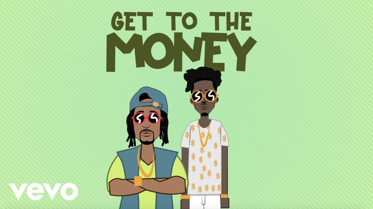 Chi Ching Ching & Zekedon - Get To The Money (Lyric Video) [9/17/2020]