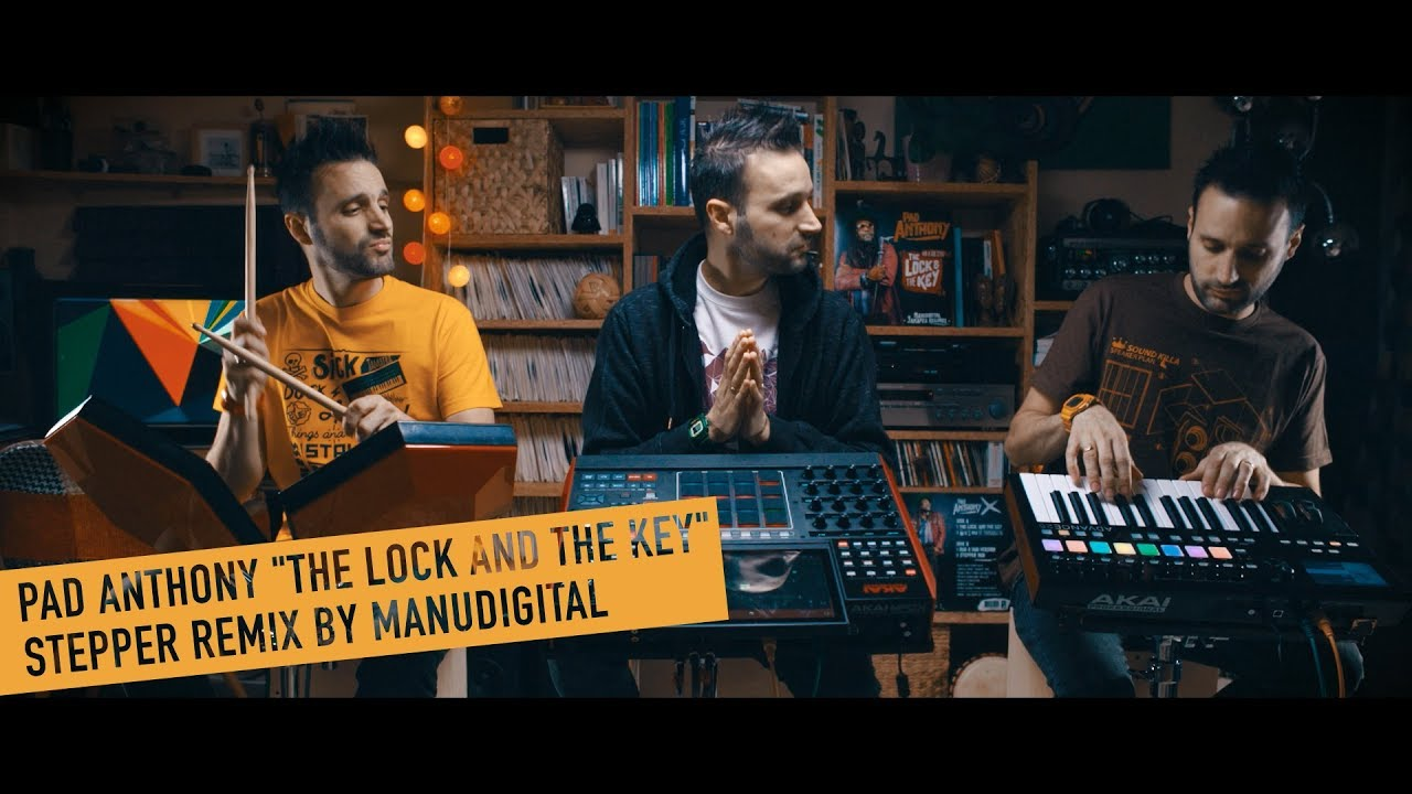 ManuDigital feat. Pad Anthony - The Lock And The Key (RMX) [3/5/2018]