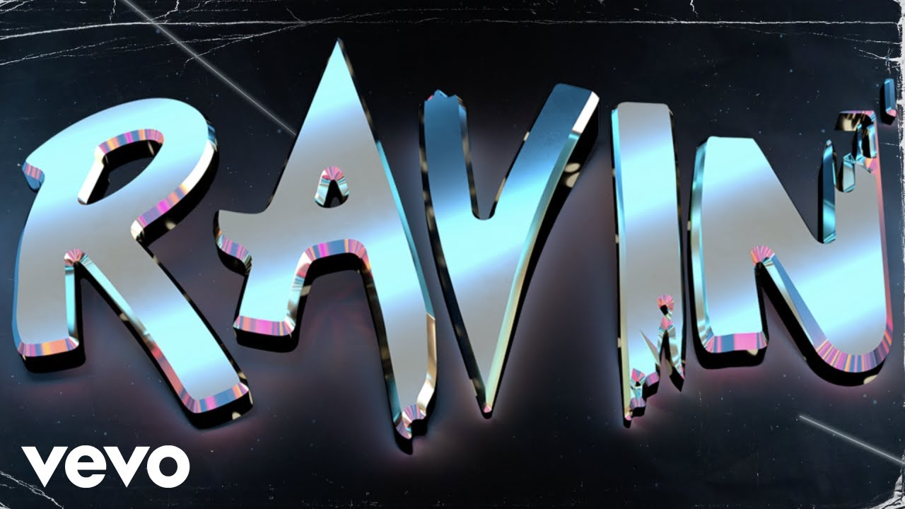 Charly Black feat. Sean Paul & Greeicy - Ravin (Lyric Video) [2/26/2021]