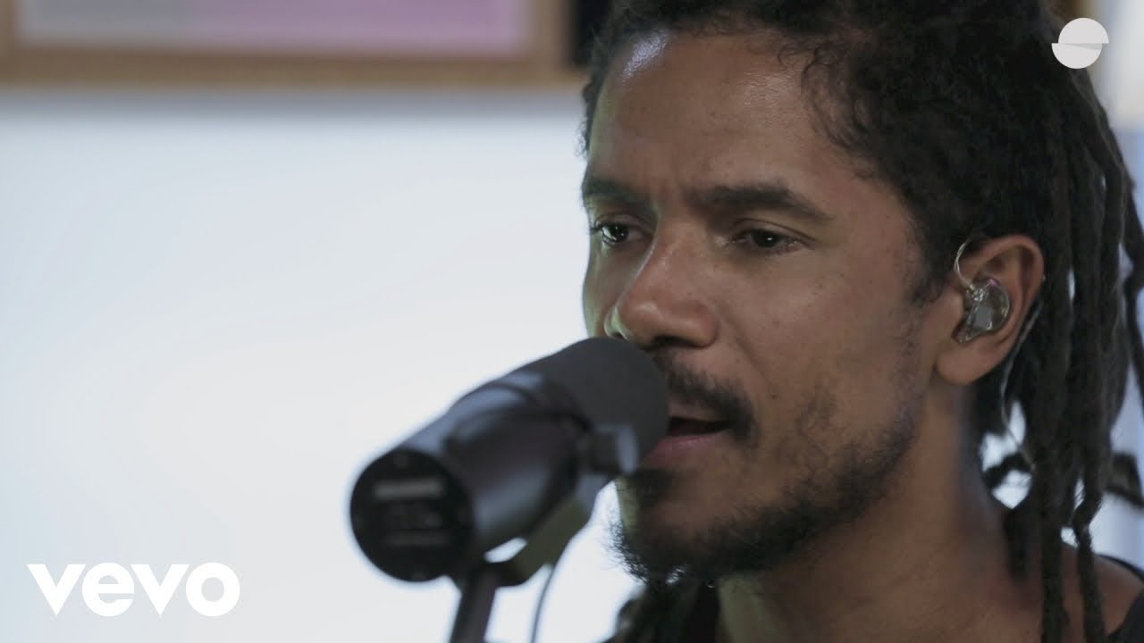 Natiruts - I Love (Gravado na Deezer, São Paulo) [7/31/2019]