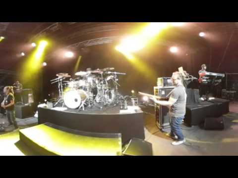 Dub Inc - Grand Périple @ Reggae Sun Ska 2016 (360° Video) [8/7/2016]
