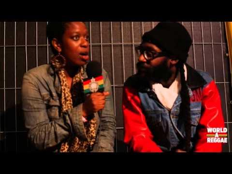 Interview with Tarrus Riley @ Reggae Sundance 2014 [8/10/2014]