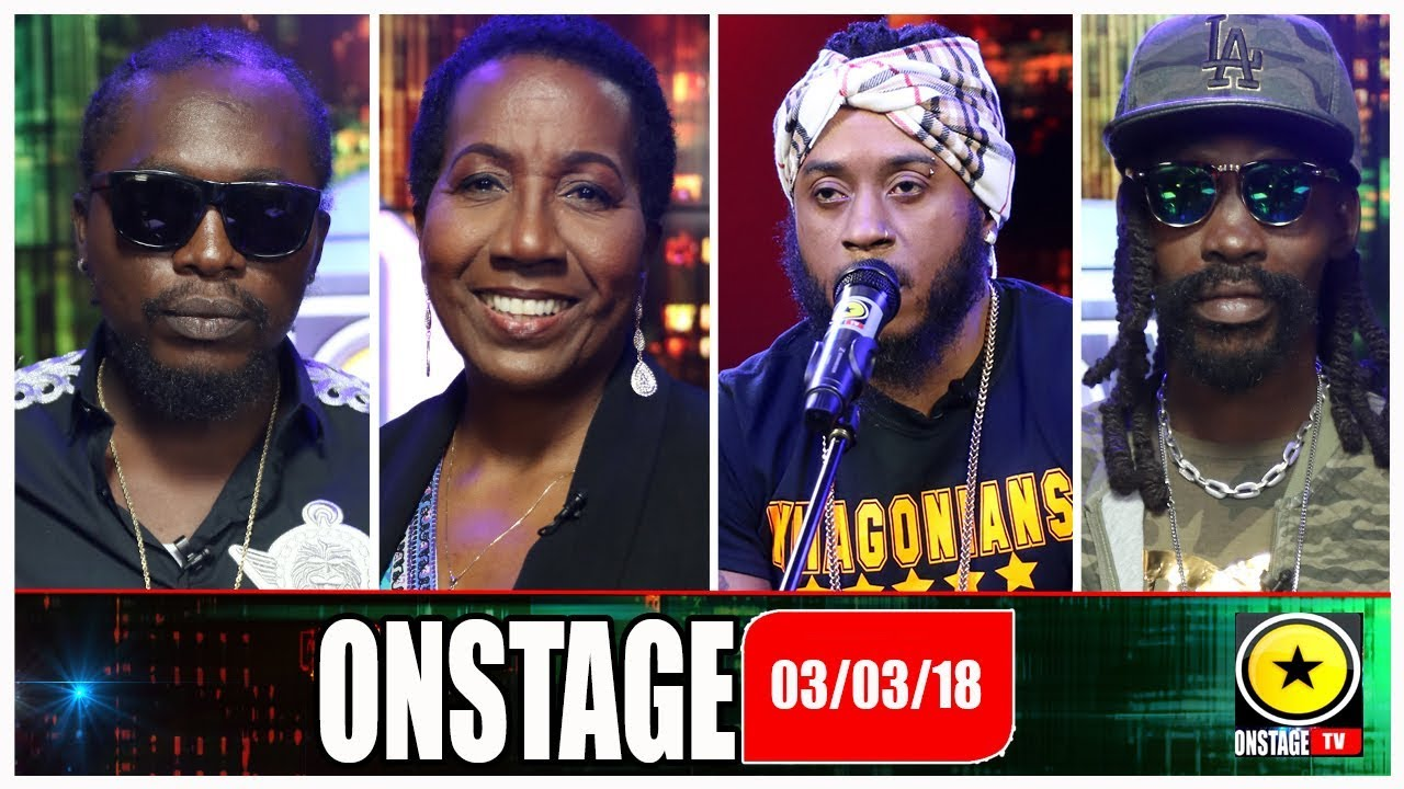 Khago, Munga, Jafrass, Karen Smith @ Onstage TV [3/3/2018]