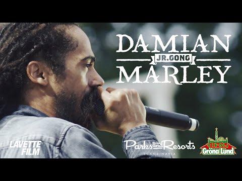 Concert Film of Damian Marley in Stockholm, Sweden @Gröna Lund [7/17/2015]