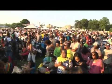 Highlights @ Jamaican Jerk Festival 2014 [7/20/2014]