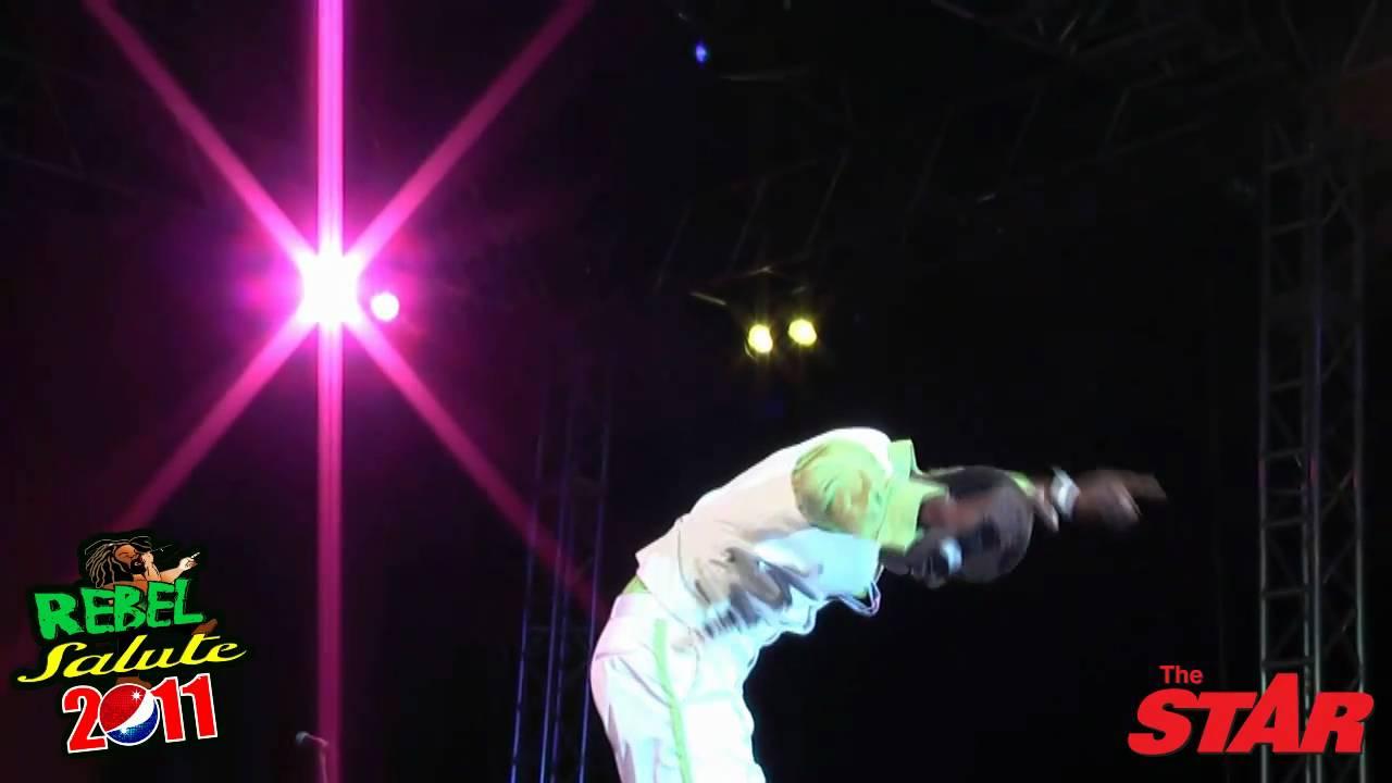 Romain Virgo @Rebel Salute [1/15/2011]
