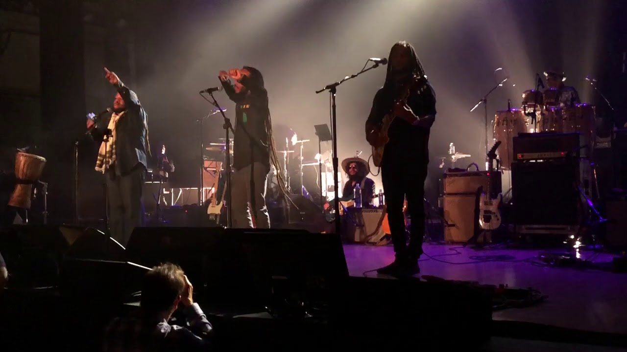 Ziggy & Stephen Marley - Could You Be Loved @Exodus 40 in Los Angeles, CA [11/1/2017]