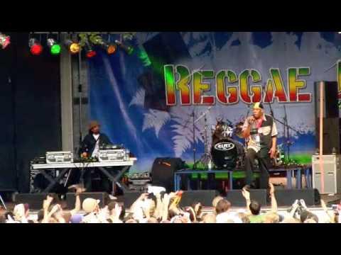 Burro Banton @ Reggae Jam [8/2/2009]
