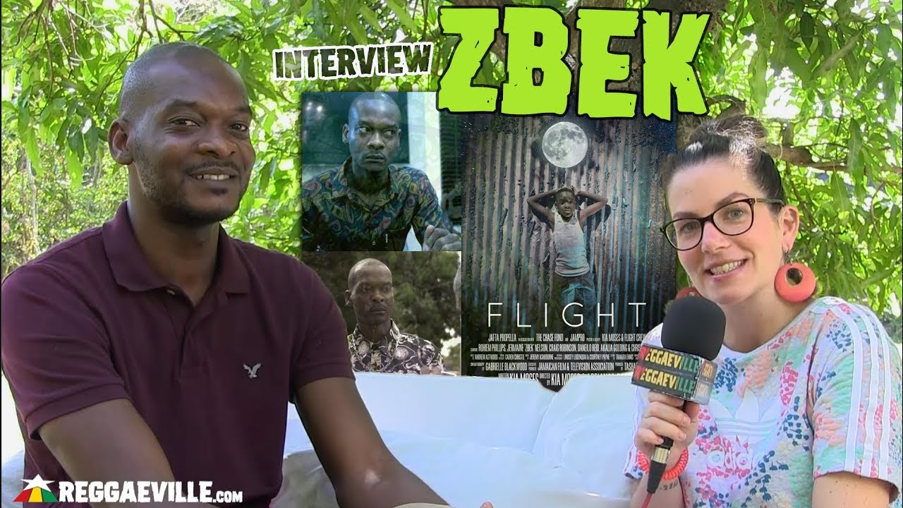 Interview with ZBEK in Jamaica [2/10/2020]