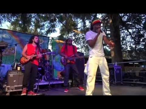 Admiral Tibet & The Gumption Band @ Sierra Nevada World Music Festival 2015 [6/19/2015]