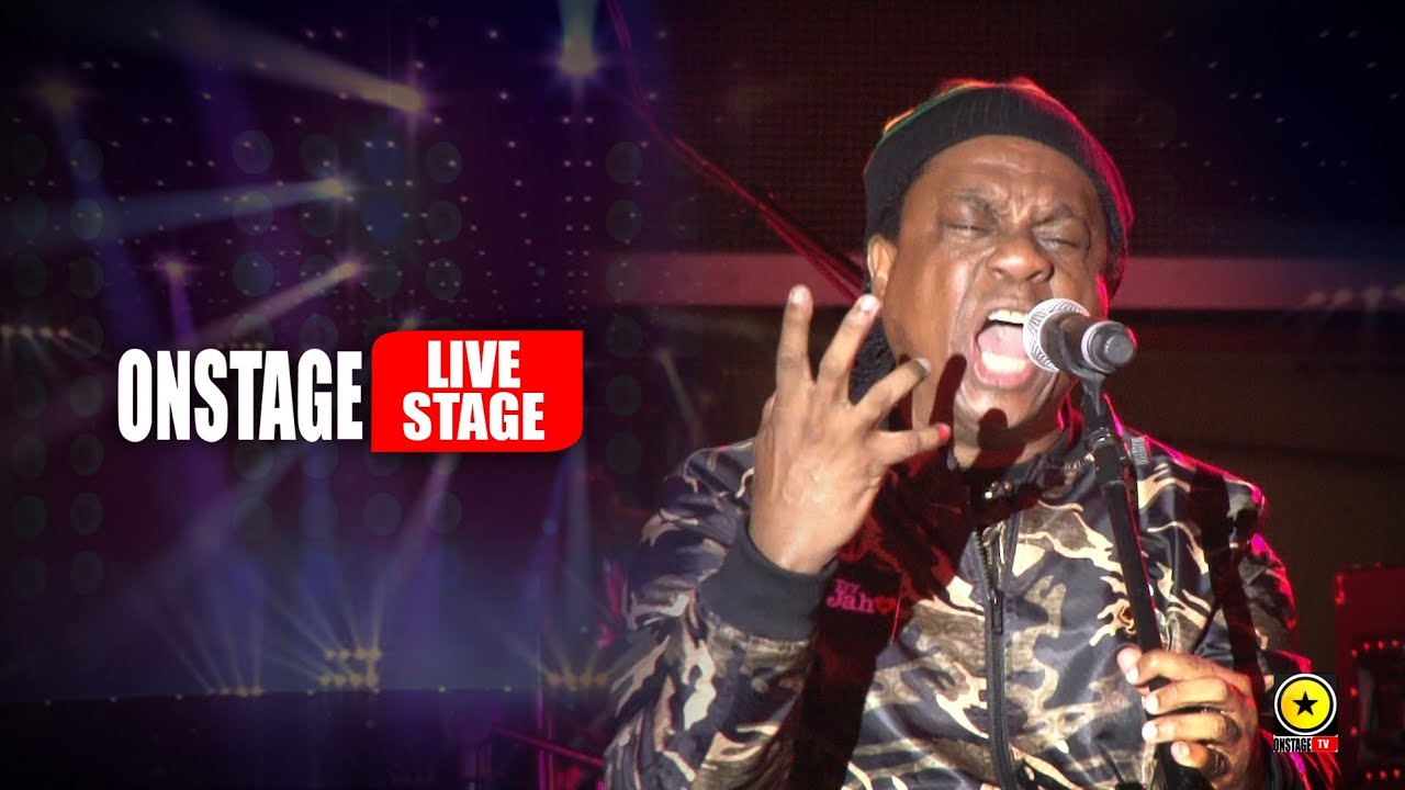 Third World's AJ Brown Brings The Opera To Welcome To Jamrock Cruise 2018 (OnStage TV) [12/5/2018]