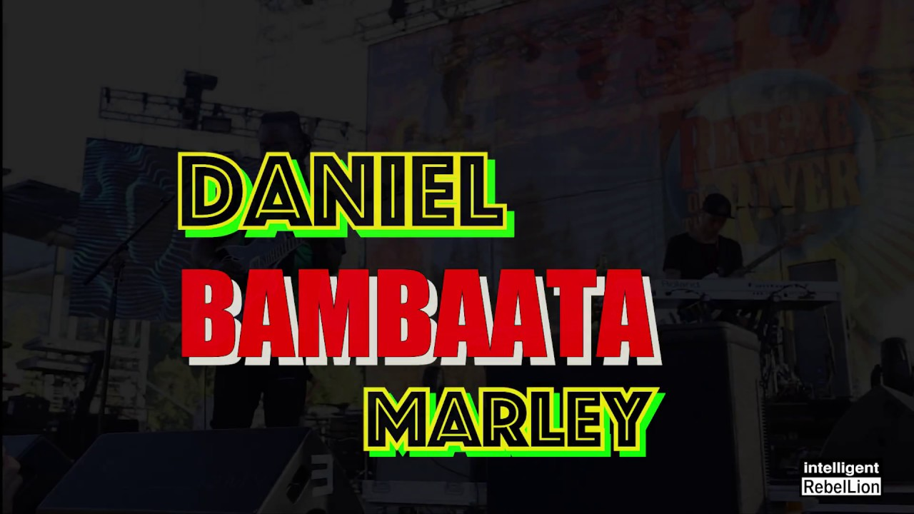 Daniel Bambaata Marley - Pretty Butterfly @ Reggae on the River 2018 [8/4/2018]