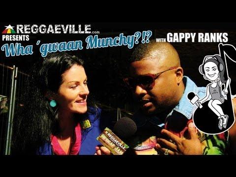 Wha' Gwaan Munchy?!? #5 ★ GAPPY RANKS @Reggae Jam [August 2013] [8/8/2013]