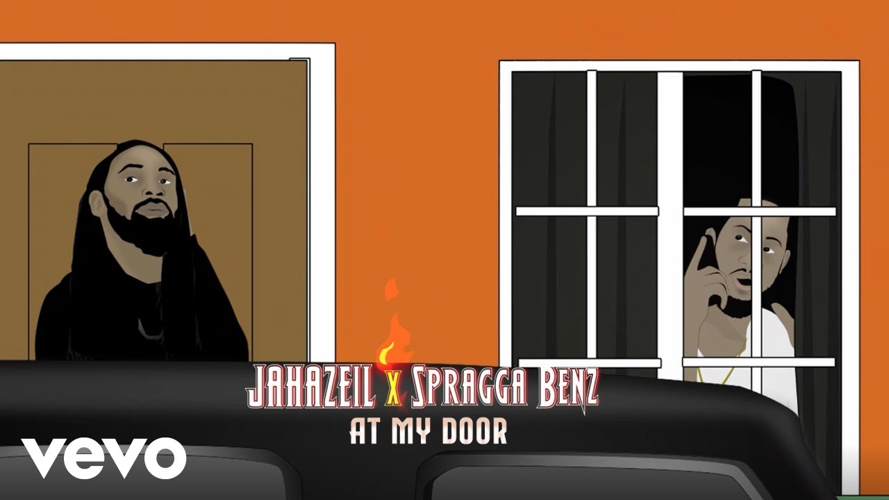 Spragga Benz & Jahazeil - At My Door [5/3/2021]