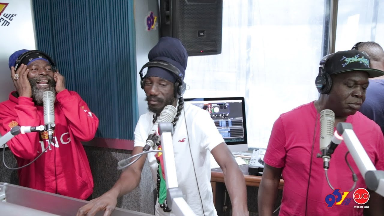 Capleton, Sizzla & Barrington Levy @ On The Breakfast Party [6/9/2018]