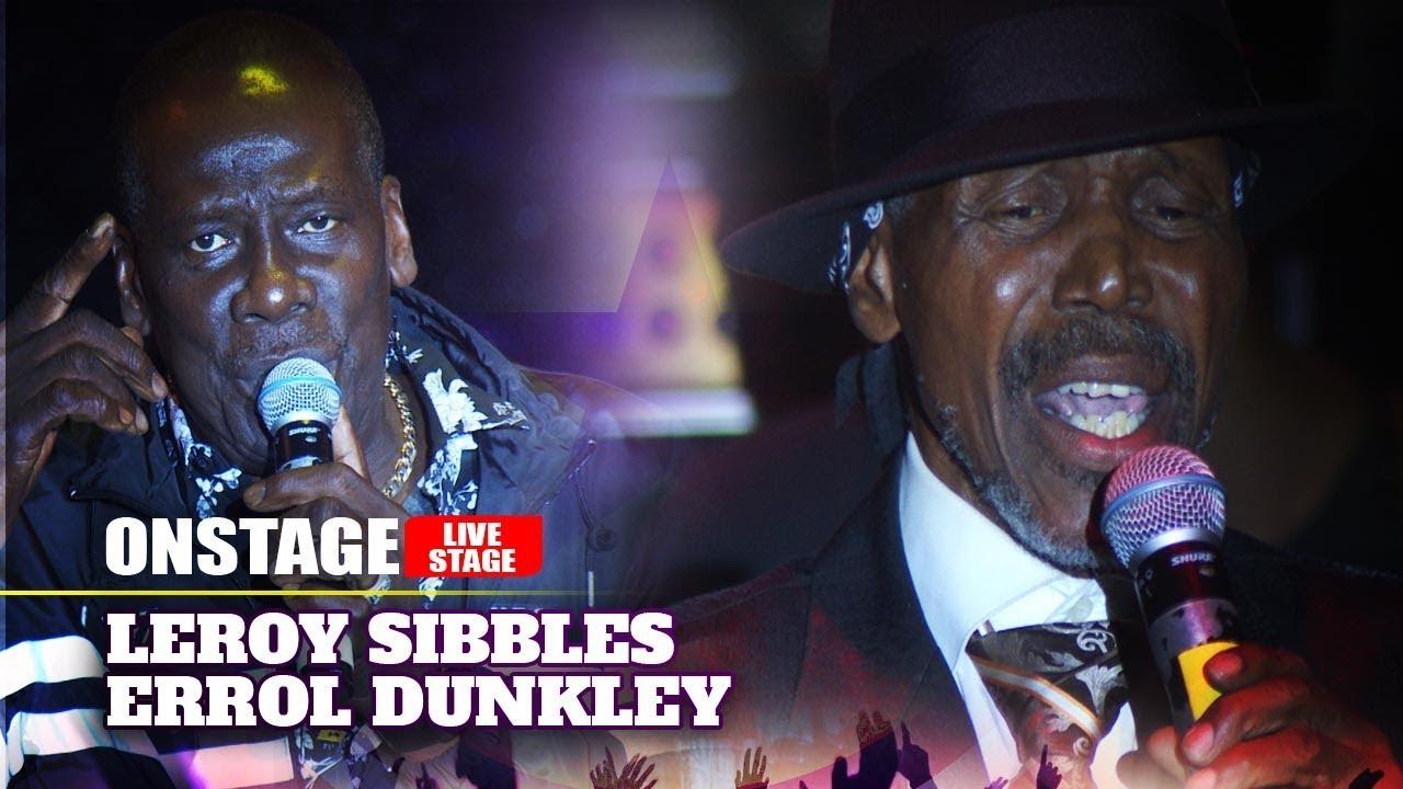Errol Dunkley & Leroy Sibbles @ Rebel Salute 2020 (OnStage TV) [1/18/2020]