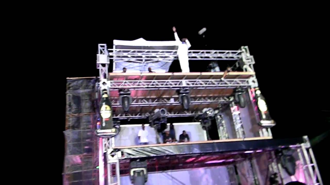 Wyclef Refugee All-Star Sound @Guinness Celebrati0n [10/23/2010]