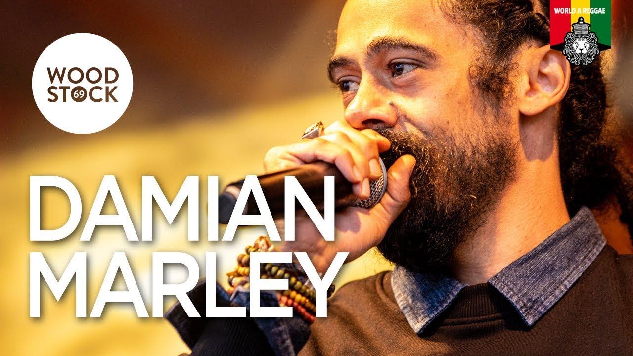 Damian Marley in Bloemendaal, Netherlands @ Woodstock 69, 2019 [6/5/2019]