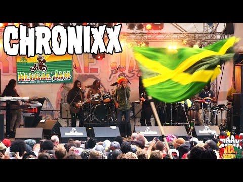 Chronixx - Queen Majesty / Smile Jamaica @ Reggae Jam 2016 [7/31/2016]