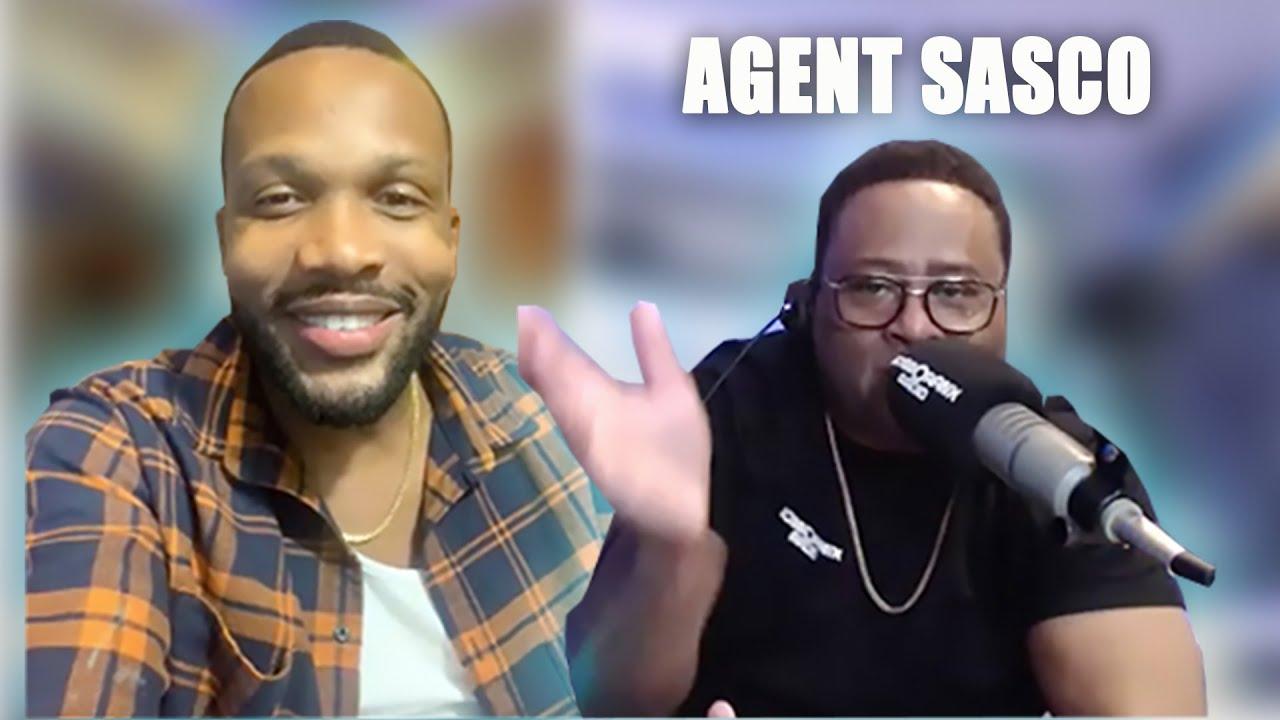 Agent Sasco Interview @ Robbo Ranx Radio [11/26/2020]
