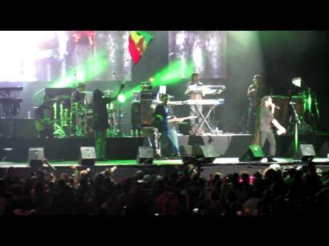 Damian Marley @Reggae Sumfest [7/21/2012]