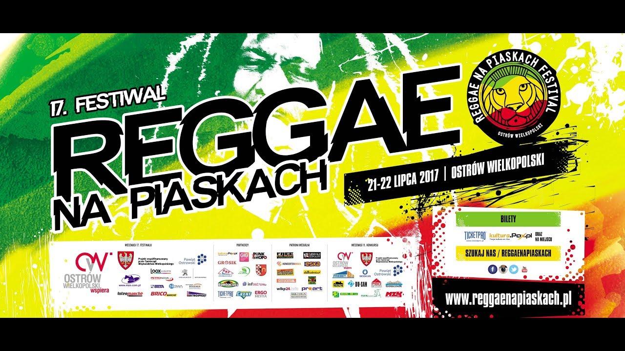 Reggae Na Piaskach 2017 - Aftermovie [8/4/2017]