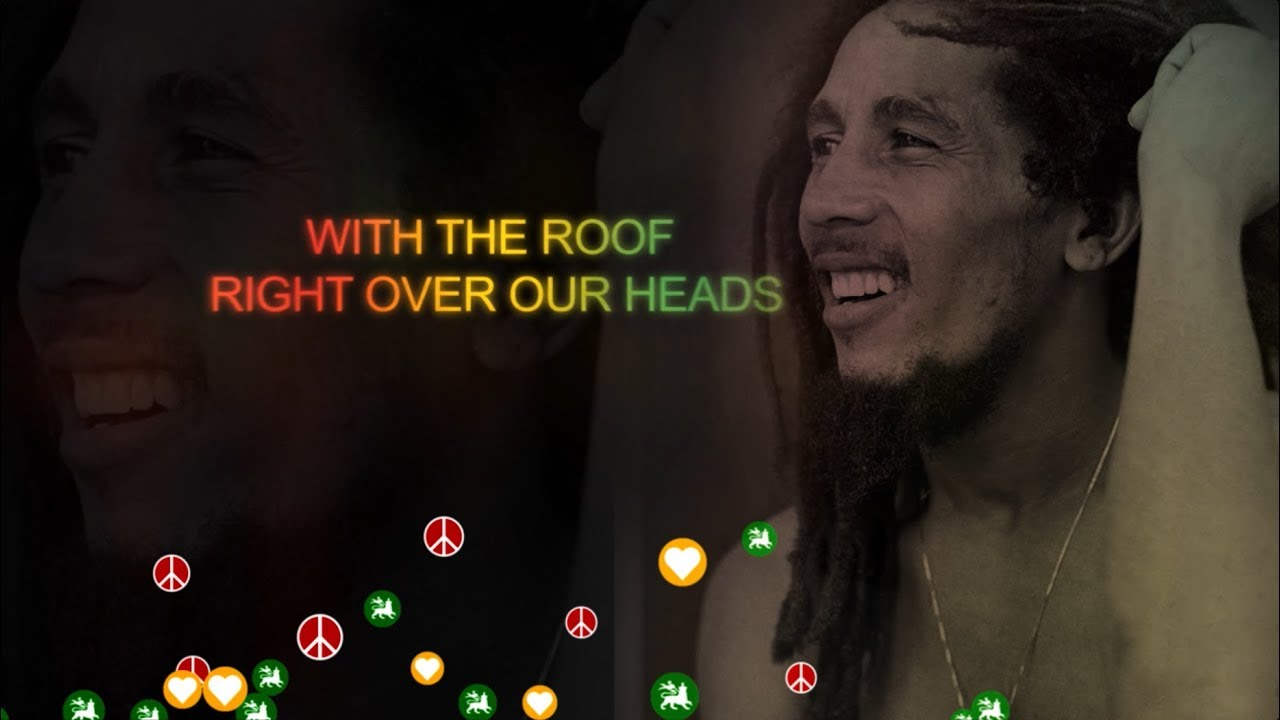 Bob Marley & The Wailers - Is This Love (Kaya 40 Mix) [Lyric Video] [8/31/2018]