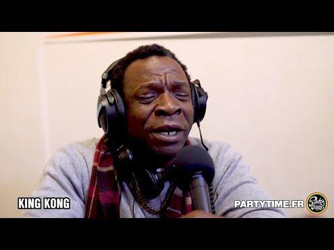 King Kong - Freestyle @ Party Time Reggae Radio Show [3/11/2018]