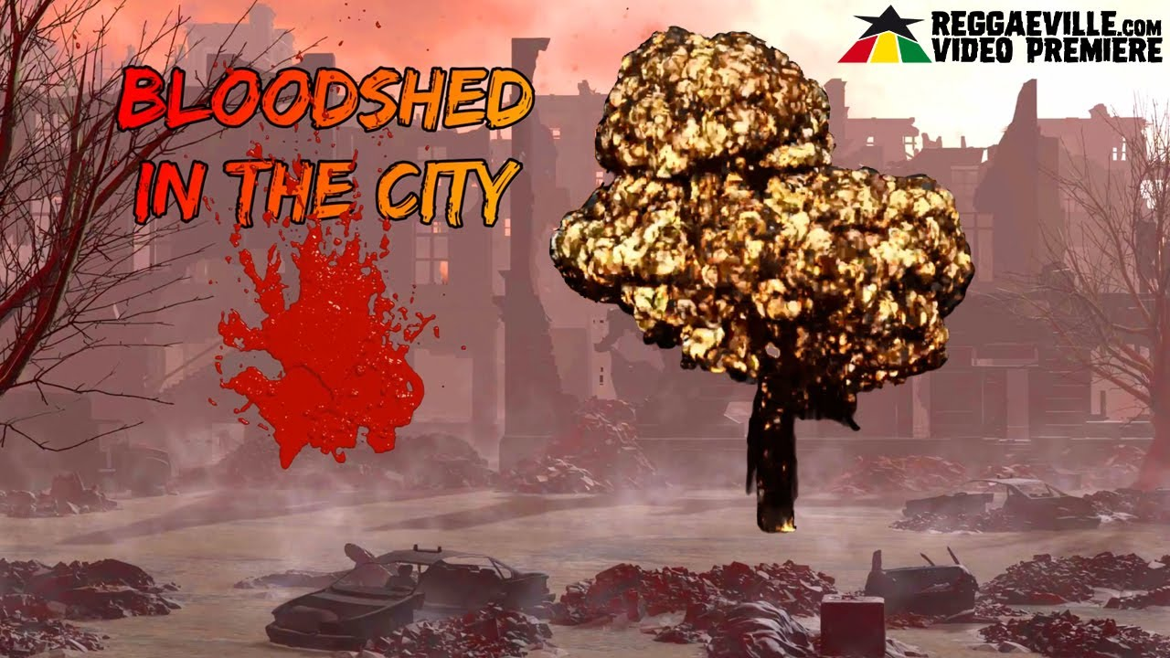 AbiYah Yisrael - Bloodshed In The City (Lyric Video) [12/21/2020]