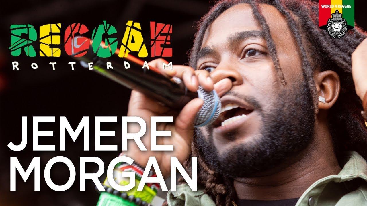 Jemere Morgan @ Reggae Rotterdam Festival 2019 [7/28/2019]