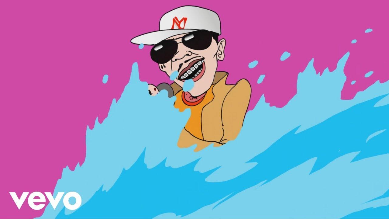Vybz Kartel - Under Water (Animated Video) [4/16/2018]