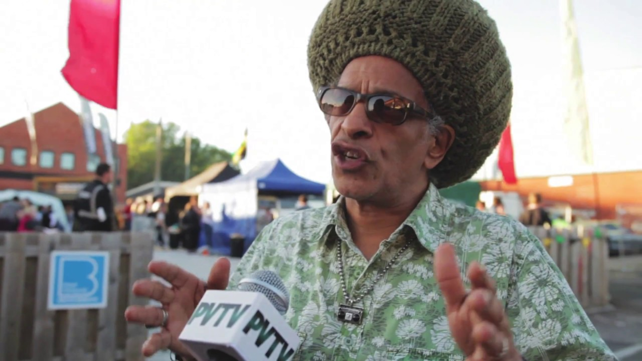 Interview with Don Letts @ Positive Vibration 2017 - Festival Of Reggae [6/10/2017]