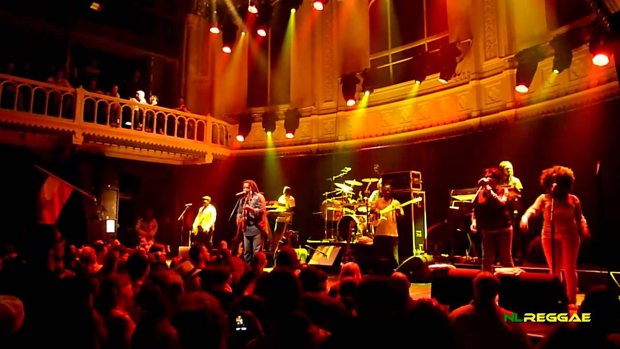 Stephen Marley in Amsterdam, Holland @ Paradiso [5/17/2012]