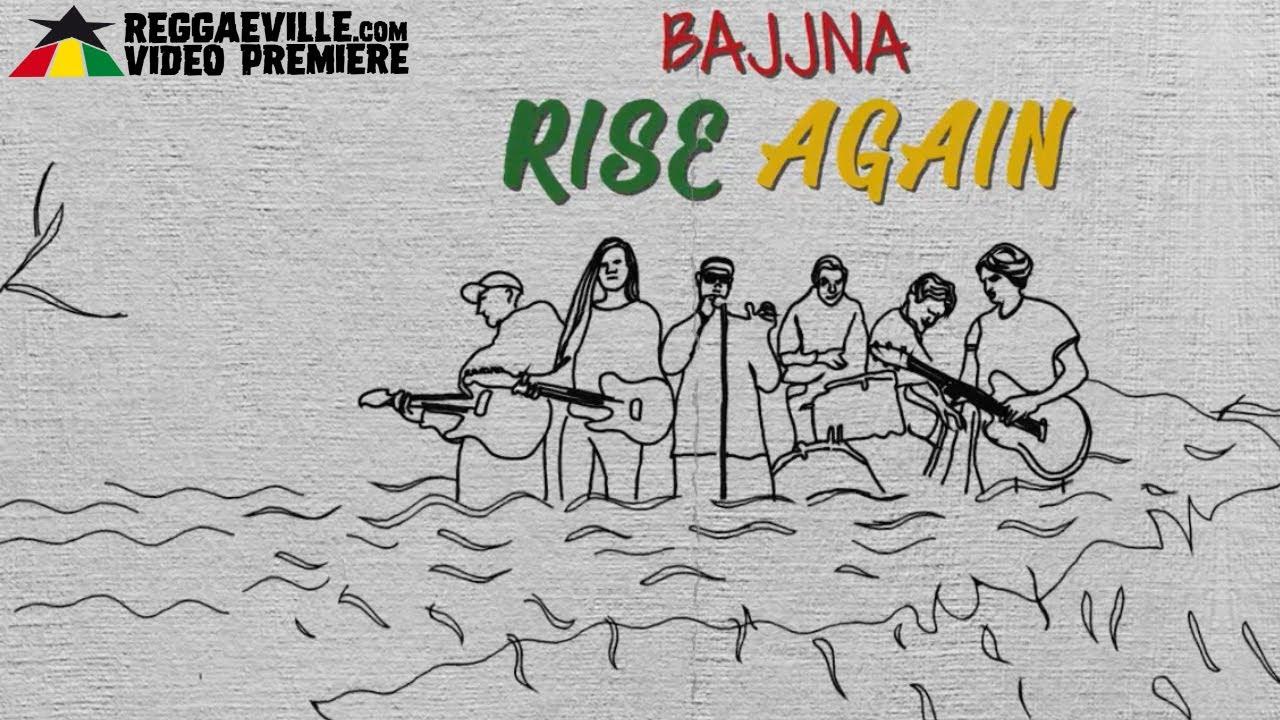 Bajjna - Rise Again (Lyric Video) [7/23/2021]