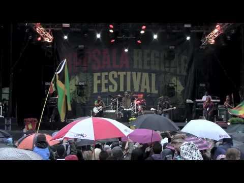 Jah Cure @Uppsala Reggae Festival [8/7/2010]