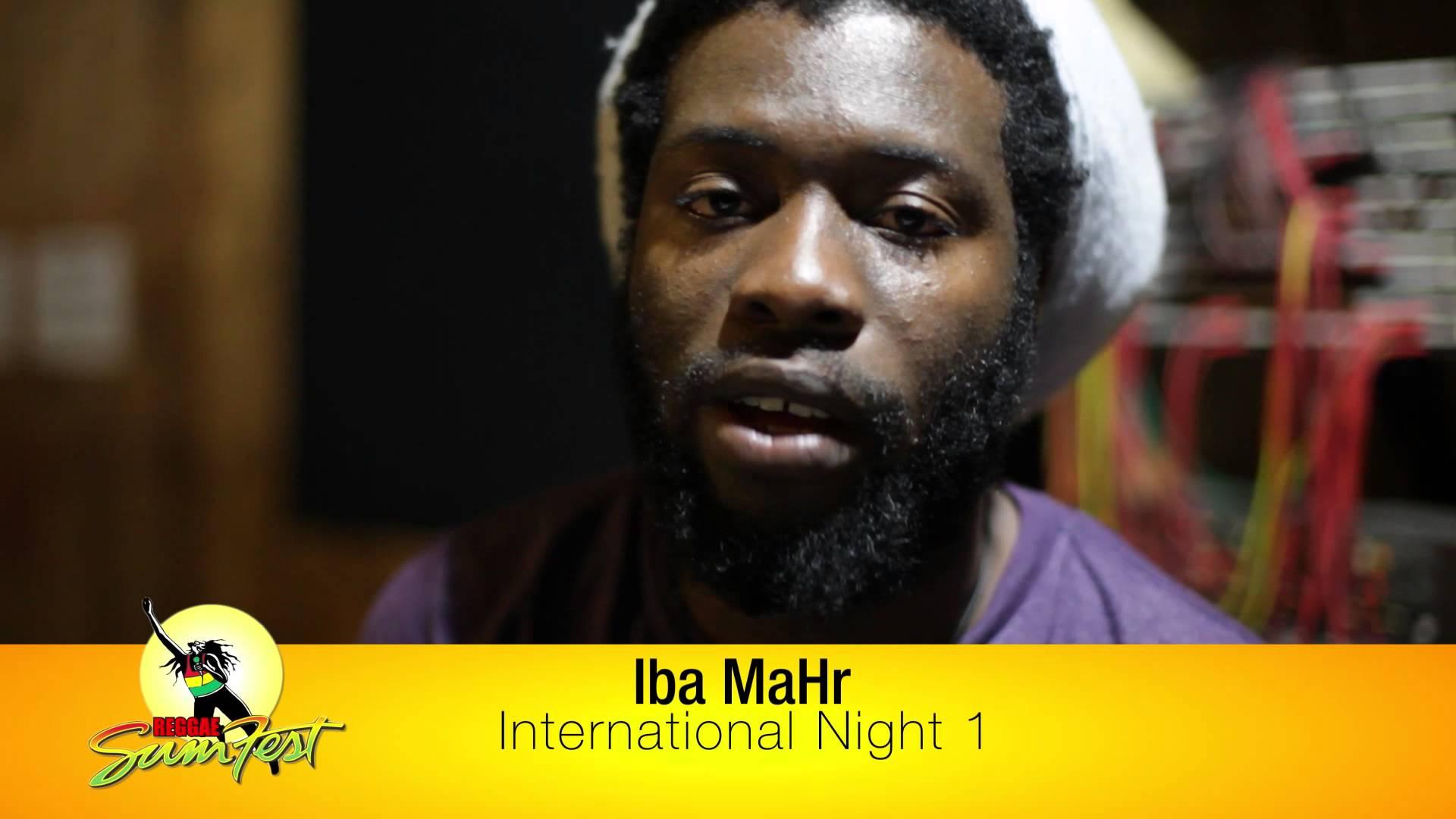 Drop: Iba Mahr @Reggae Sumfest [7/2/2013]