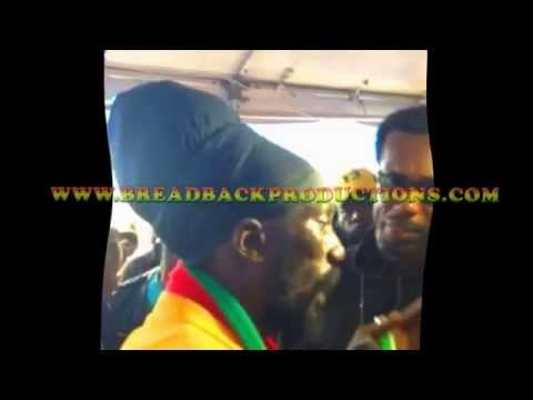 Message from Sizzla @ Rebel Salute 2015 [1/17/2015]