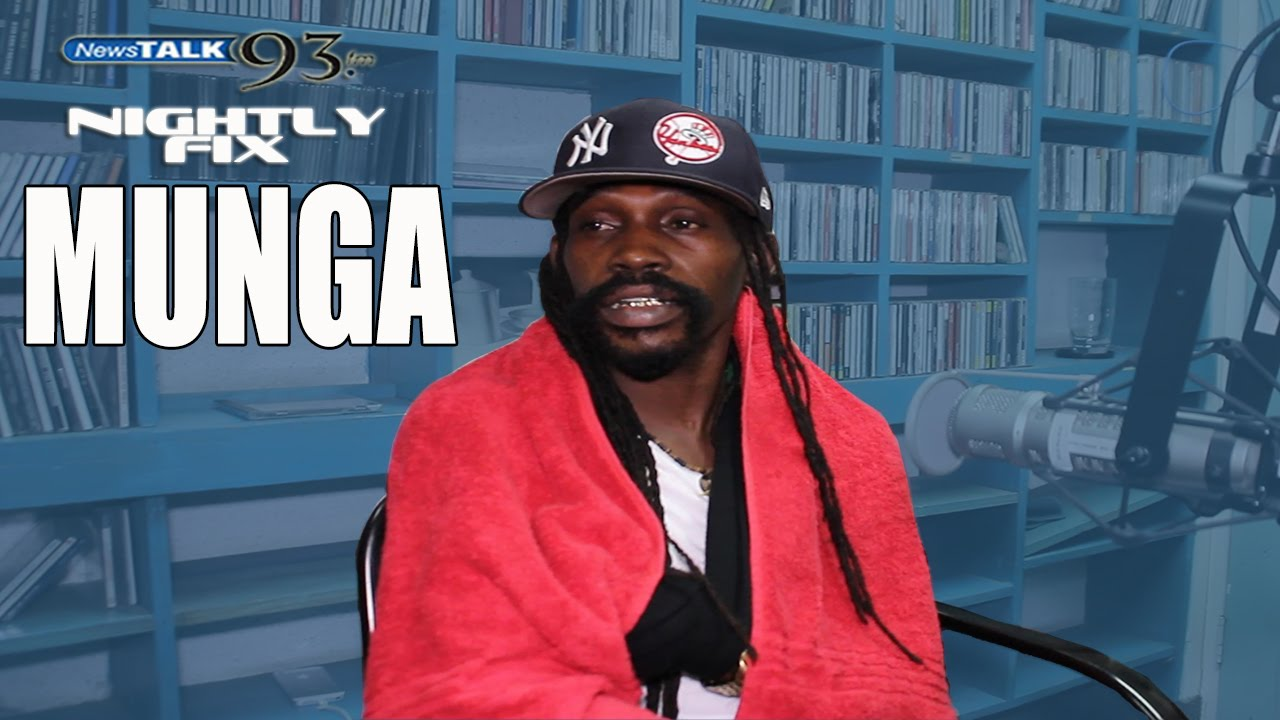 Interview with Munga @ Nightly Fix [9/12/2015]