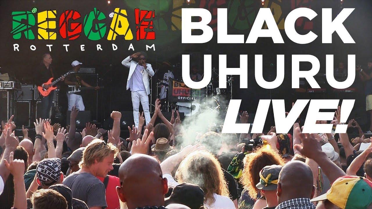 Black Uhuru @ Reggae Rotterdam 2018 (Full Show) [7/22/2018]