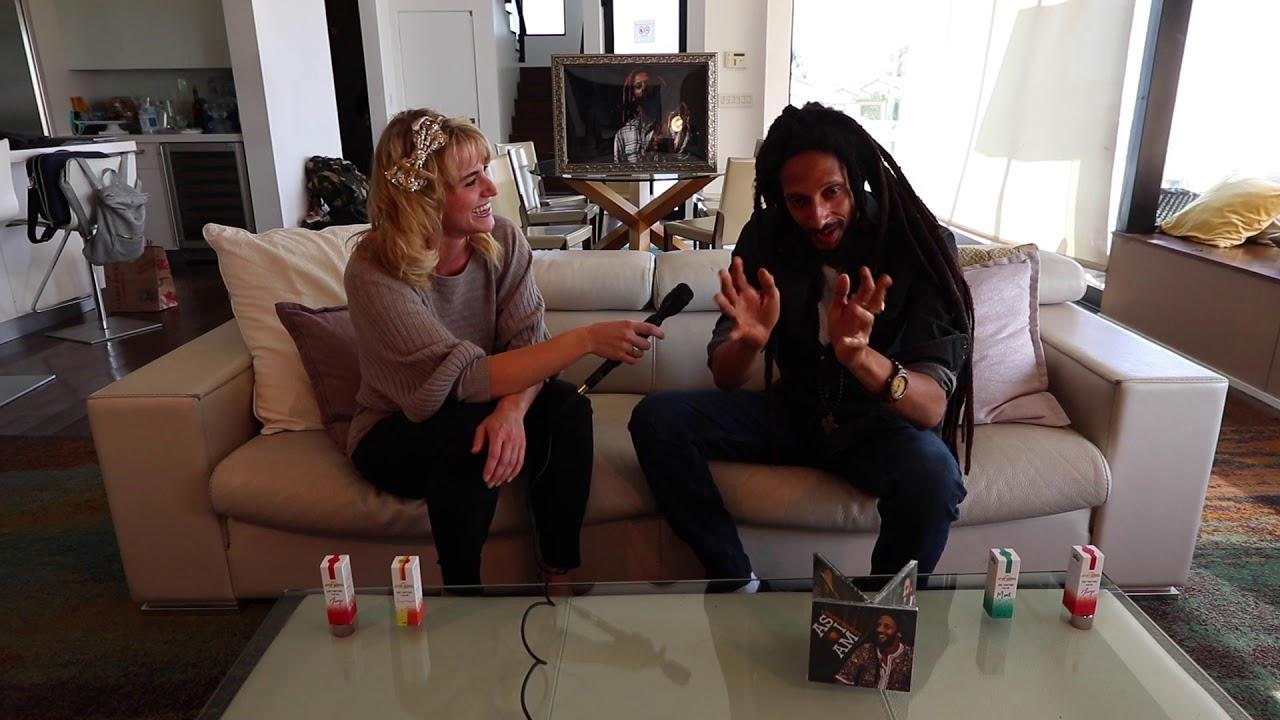 Julian Marley Interview @Top Shelf Music Mag [1/24/2020]