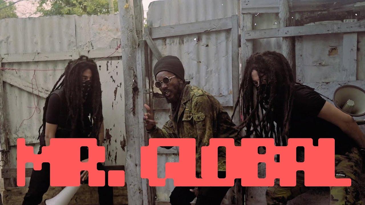 Mellow Mood feat. Kabaka Pyramid - Mr. Global [10/6/2020]