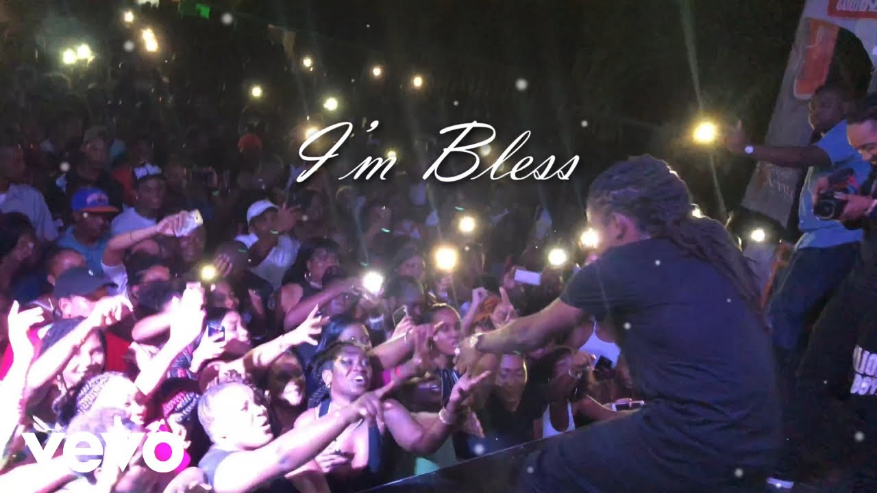 Jahmiel - I'm Blessed (Lyric Video) [10/23/2019]